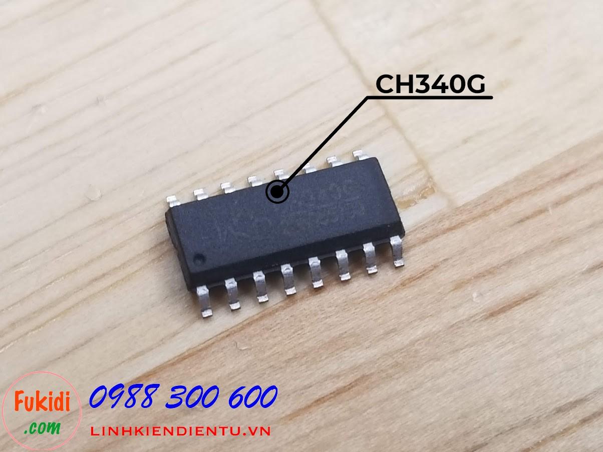 IC CH340G SOP16