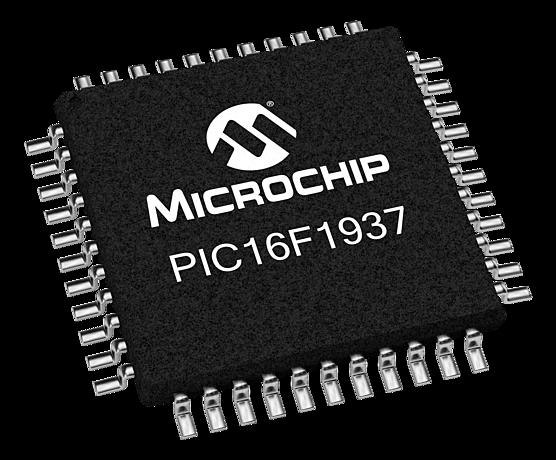 Microchip PIC16F1937-I/PT