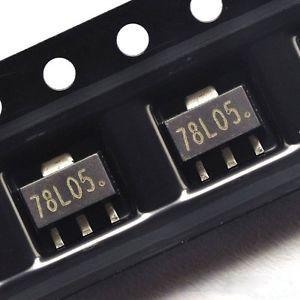 L78L05-ABUTR - Ổn áp 5V 100ma