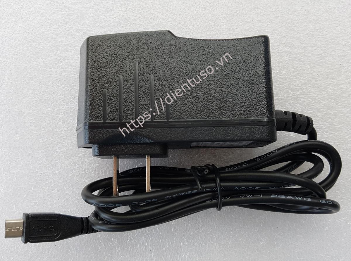 Adaptor 5V 2.5A  dùng cho máy tính nhúng Raspberry pi