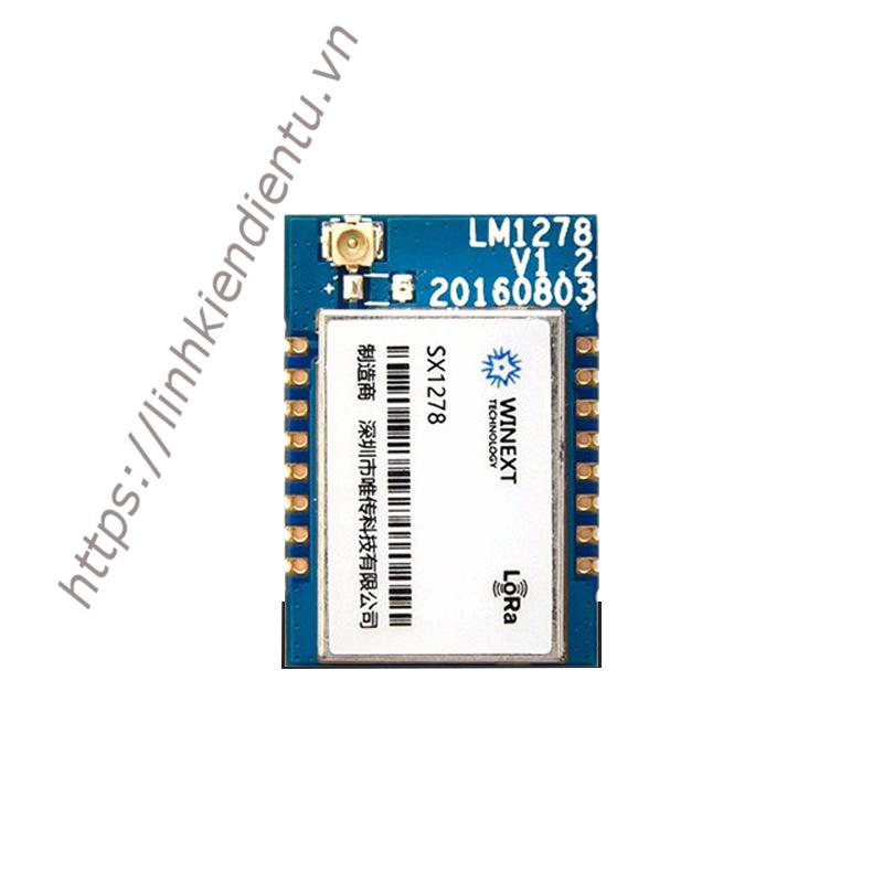 LoRa module SX1278 / SX1276 10000m  433MHz - WINEXT