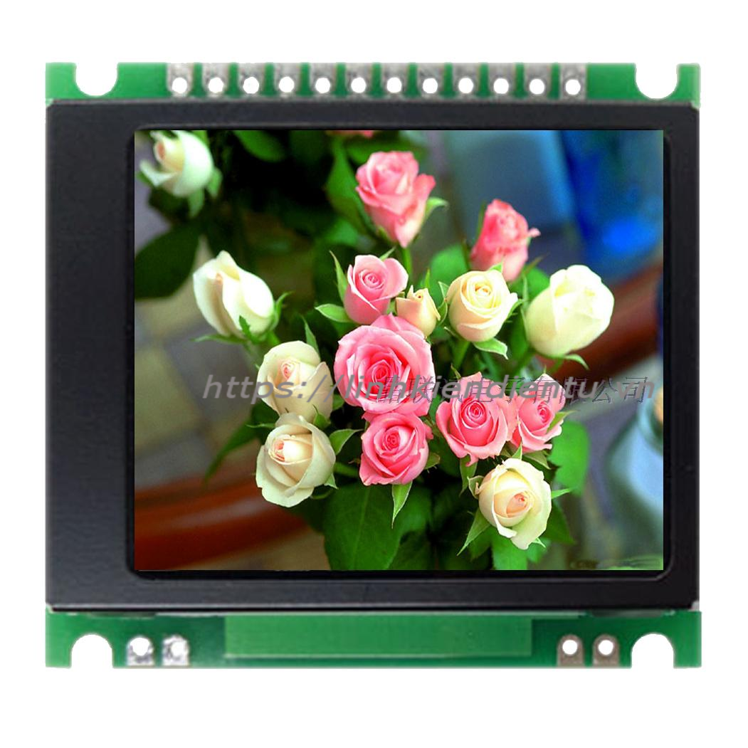 JLX177-10501 - Màn hình màu TFT 1.77inch, 160x128px, giao tiếp SPI, chip ST7735