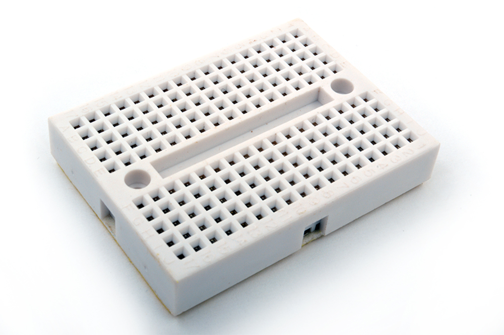 Mini Breadboard 170 lỗ (2x5x17)