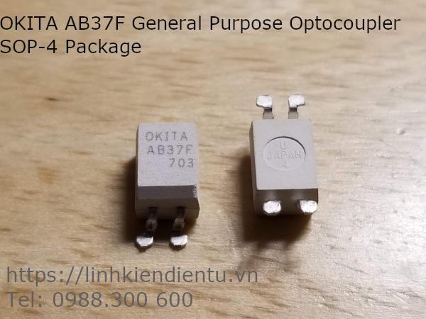 OKITA AB37F SOP-4 optocoupler