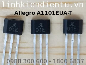 Allegro A1101EUA-T (A01E): Chip cảm biến từ trường