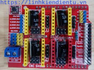 Arduino CNC Shield 3D Printer with A4988 Driver