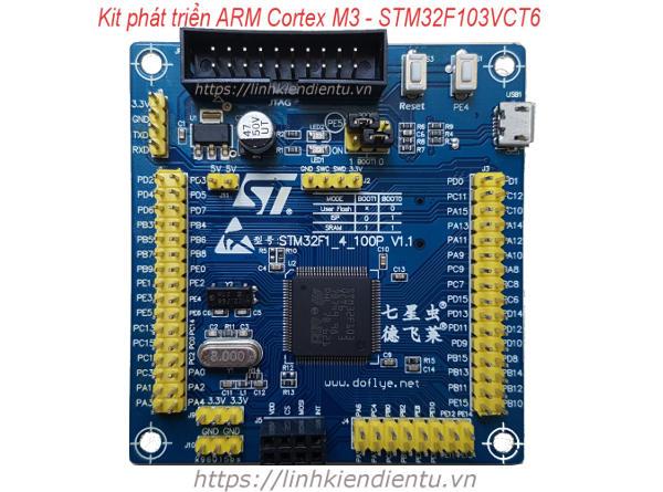 Kit phát triển ARM Cortex M3 - STM32F103VCT6