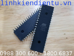 AT89S52-24PU 8KB Flash 256 bytes RAM 24MHz MCU
