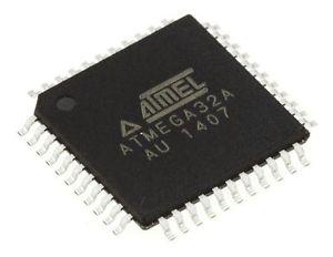 Atmel ATMEGA32A-AU 16MHz, 32Kbytes Flash