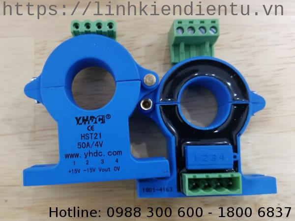 Cảm biến dòng YHDC HST21-50A/4V