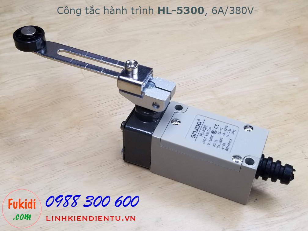 Công tắc hành trình HL-5030 6A 250V