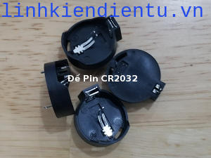 Đế Pin CR2032
