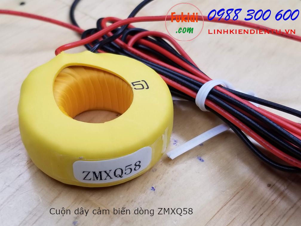 Cuộn dây cảm biến dòng ZMXQ58 25A/10mA