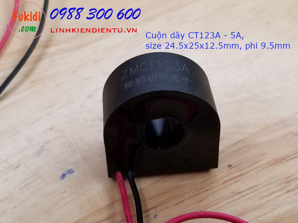 Cuộn dây cảm biến dòng ZMCT123A