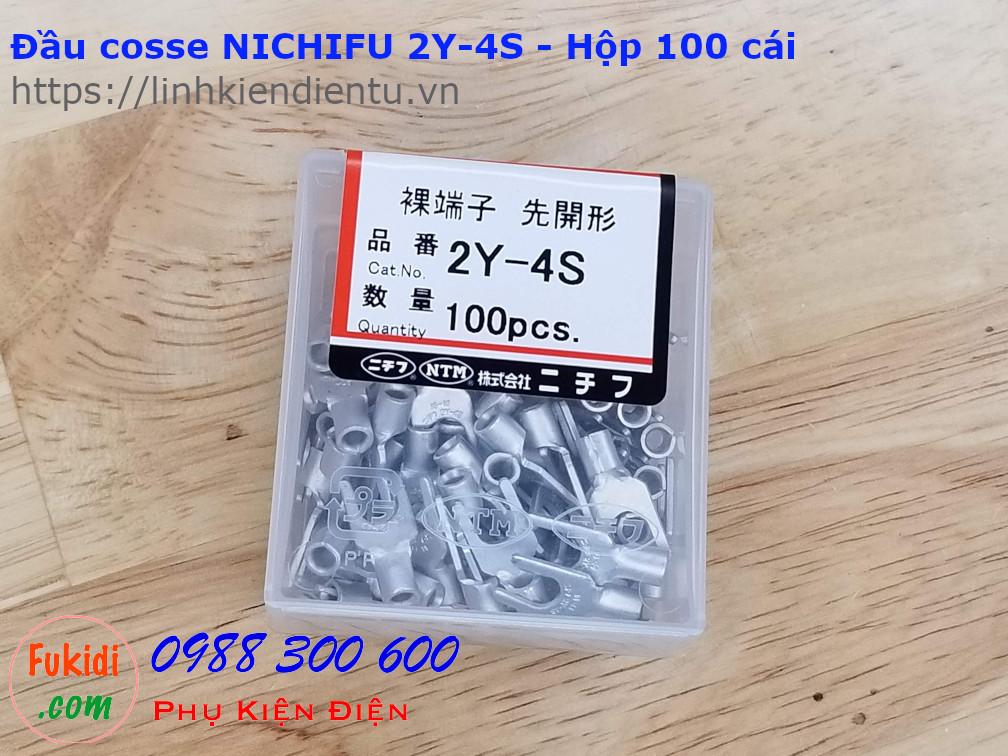 Đầu cosse Nichifu 2Y-4S
