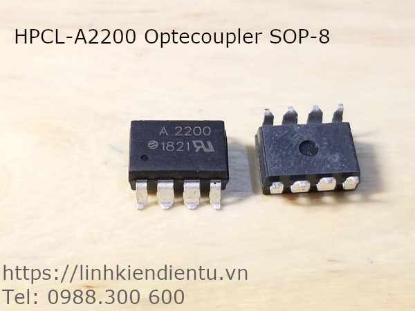 A2200 HCPL-2200 SOP-8 optocoupler