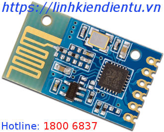 LC12S UART To Serial to 2,4GHz Wireless Module