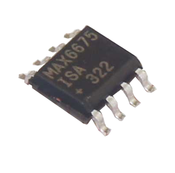 MAX6675 ISA Cold-Junction-Compensated K-Thermocoupleto-Digital Converter
