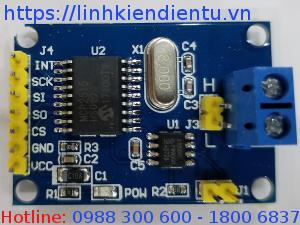 MCP2515 CAN controller module