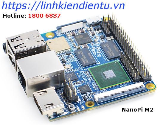 Máy tính mini Nano Pi M2