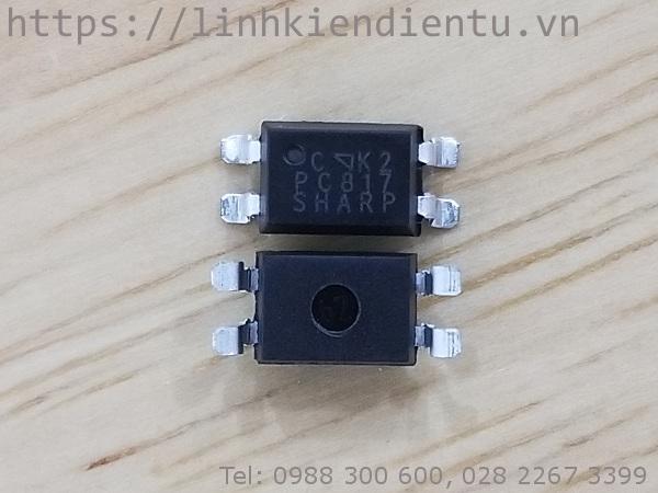PC817: Opto cách ly điện