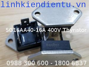 SanRex SG16AA40: Thyristor 16A 400V
