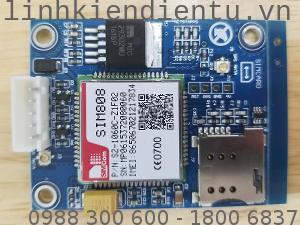 SIM808 Module: Board phát triển GSM, GPRS, GPS