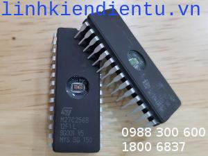 M27C256B-12F1 256 Kbit (32Kb × 8) UV EPROM