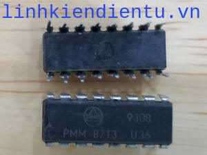 Sanyo Step Motor Controller PMM8713