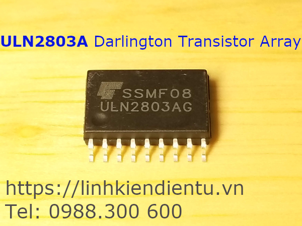 ULN2803AG Darlington Transistor Arrays