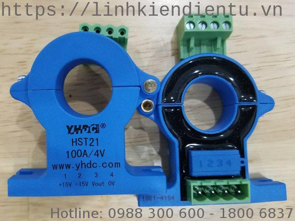 Cảm biến dòng YHDC HST21-100A/4V