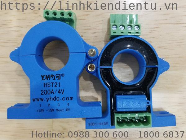 Cảm biến dòng YHDC HST21-200A/4V