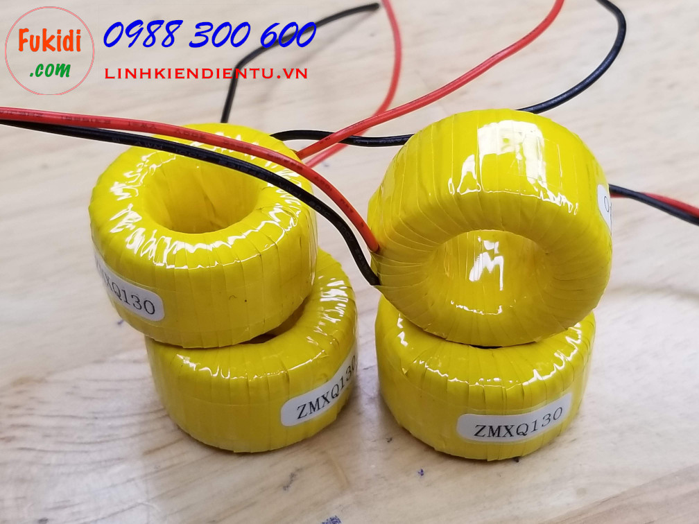 Cuộn dây cảm biến dòng ZMXQ130 30A/10mA