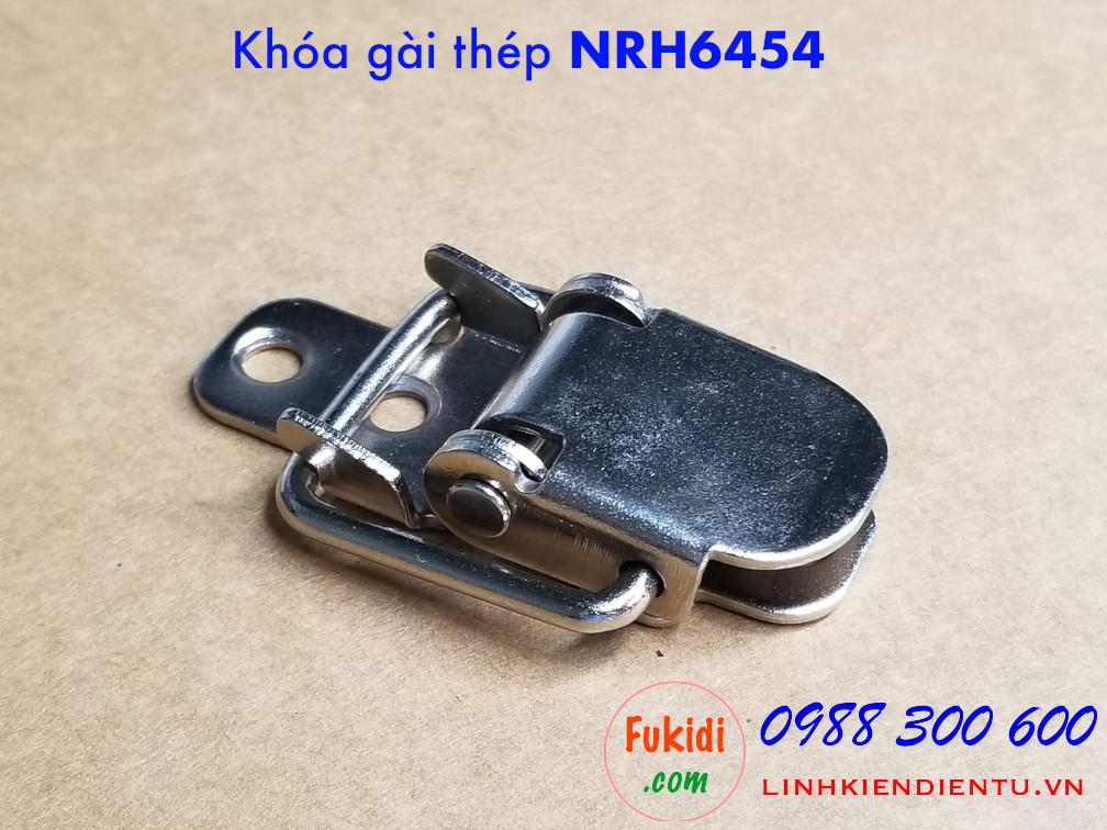 Nhìn tổng thể khóa gài thép NRH6454