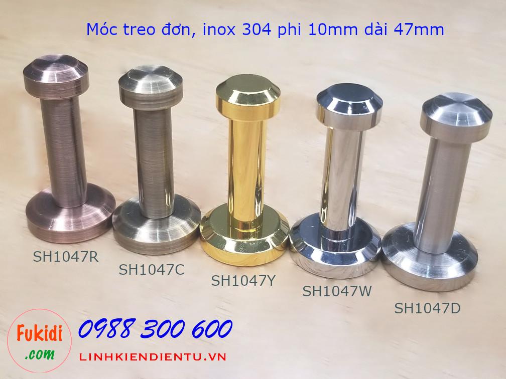 Hình ảnh của năm màu sắc khác nhau của móc treo SL1047x