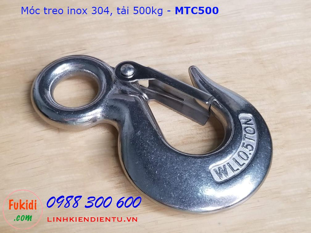 Móc treo đa năng SU304 tải trọng 500kg - MTC500
