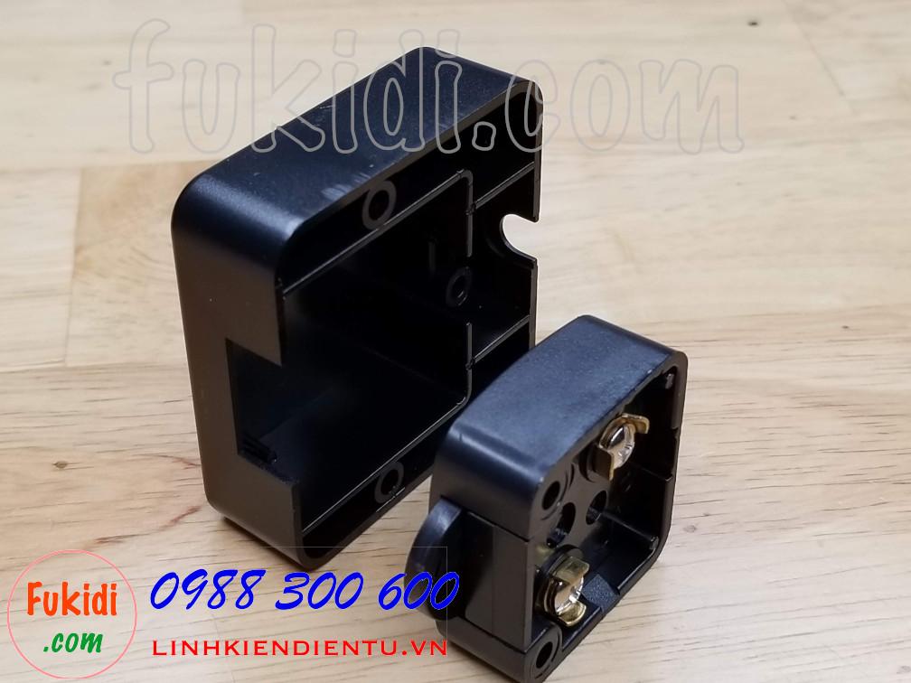 Công tắc đèn cho tủ áo, tủ bếp ESW202 màu đen