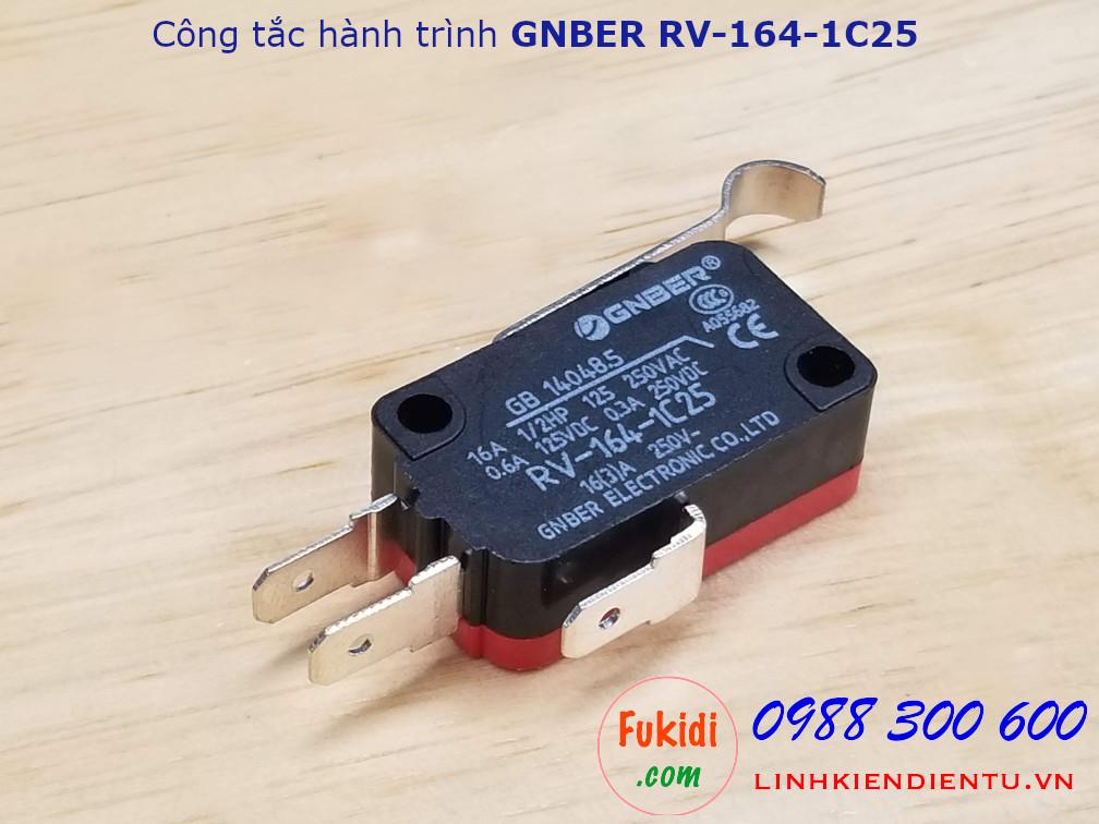 Công tắc hành trình GNBER RV-164-1C25