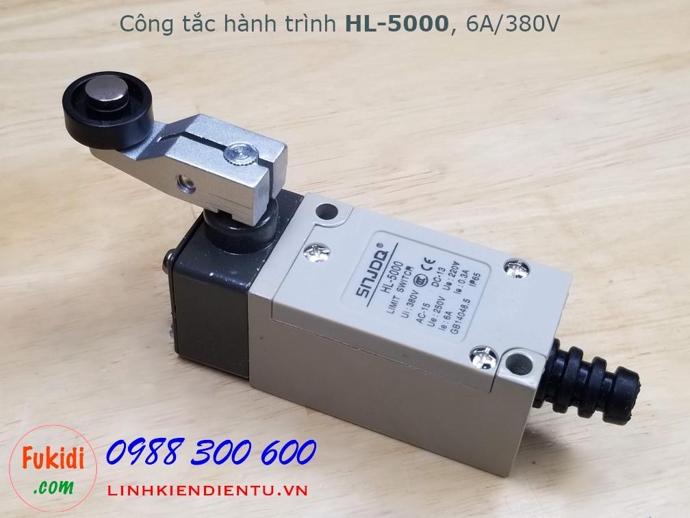 Công tắc hành trình HL-5000 6A 250V