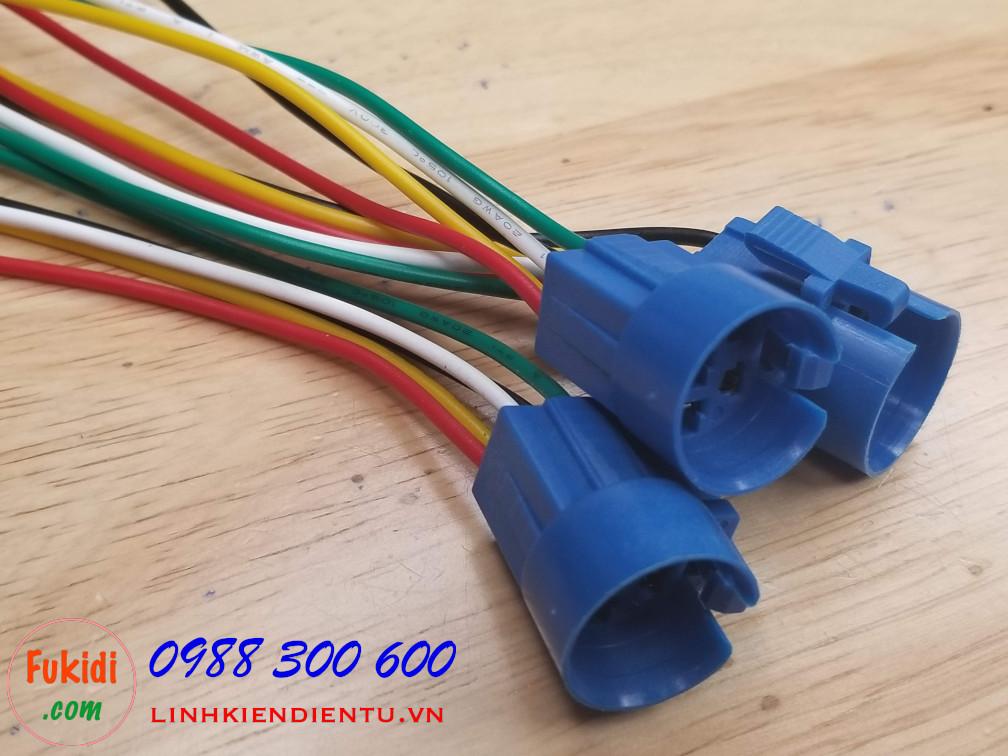 BC19 Đế nối dây cho nút bấm vỏ kim loại 19mm