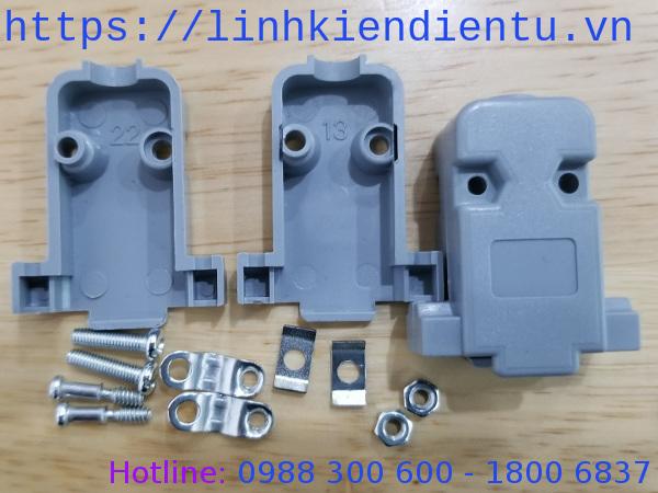 Vỏ nhựa của DB9 hàn dây