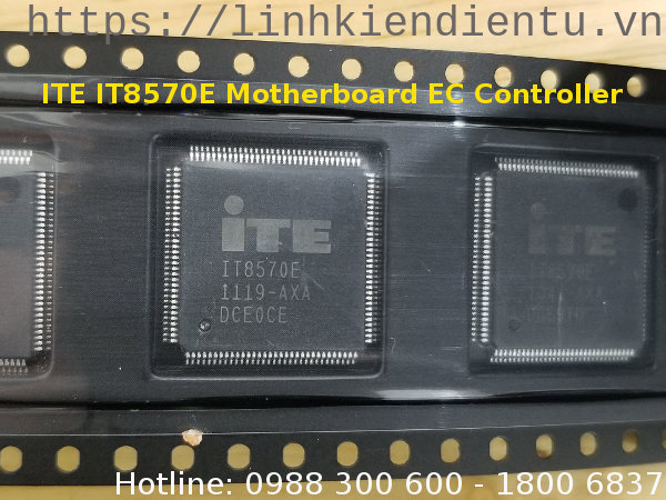 ITE IT8570E Motherboard EC Controller