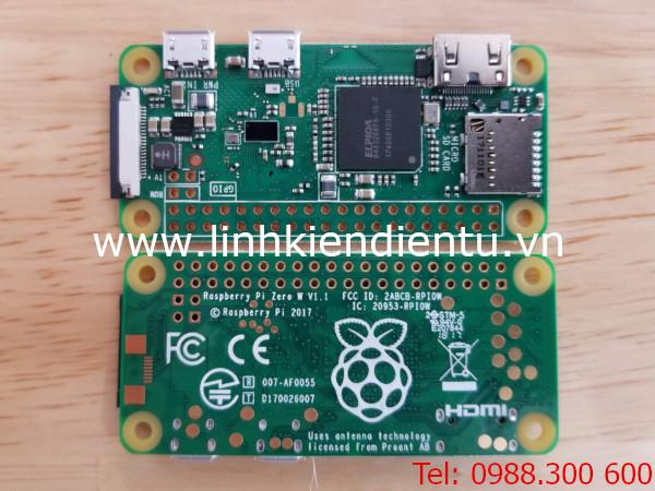 Máy tính nhúng chạy Linux Raspberry Pi Zero W