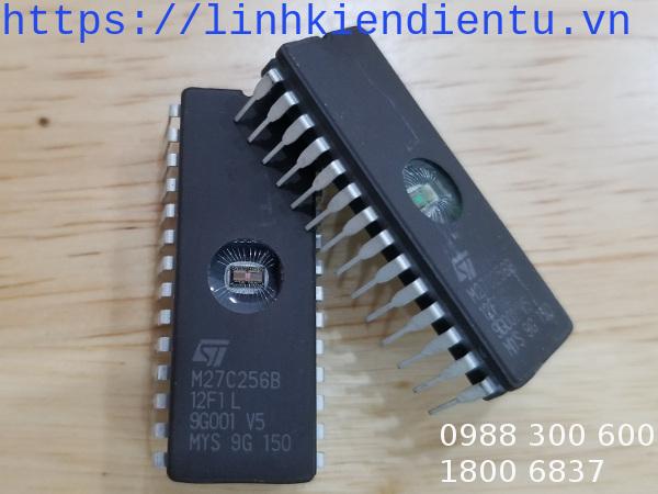 M27C256B-12F1 256 Kbit (32Kb × 8) UV EPROM - rom 32kb