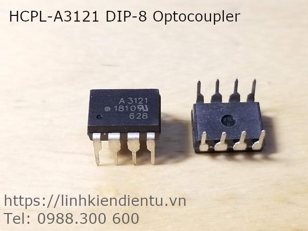 A3121 HCPL-3121 DIP-8 optocoupler
