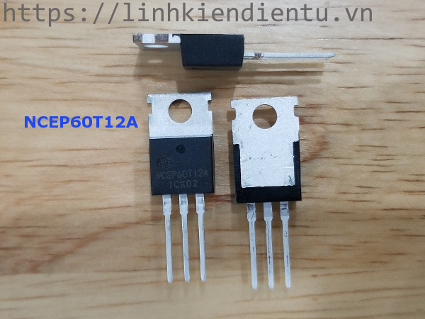 NCEP60T12A: NCE N-Channel Super Trench Power MOSFET