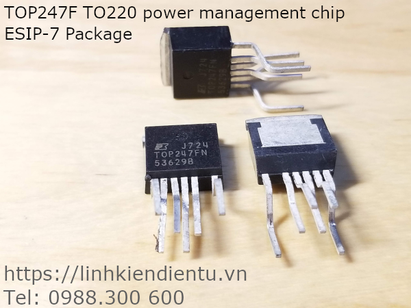 TOP247F TOP247FN Power Management Chip ESIP-7