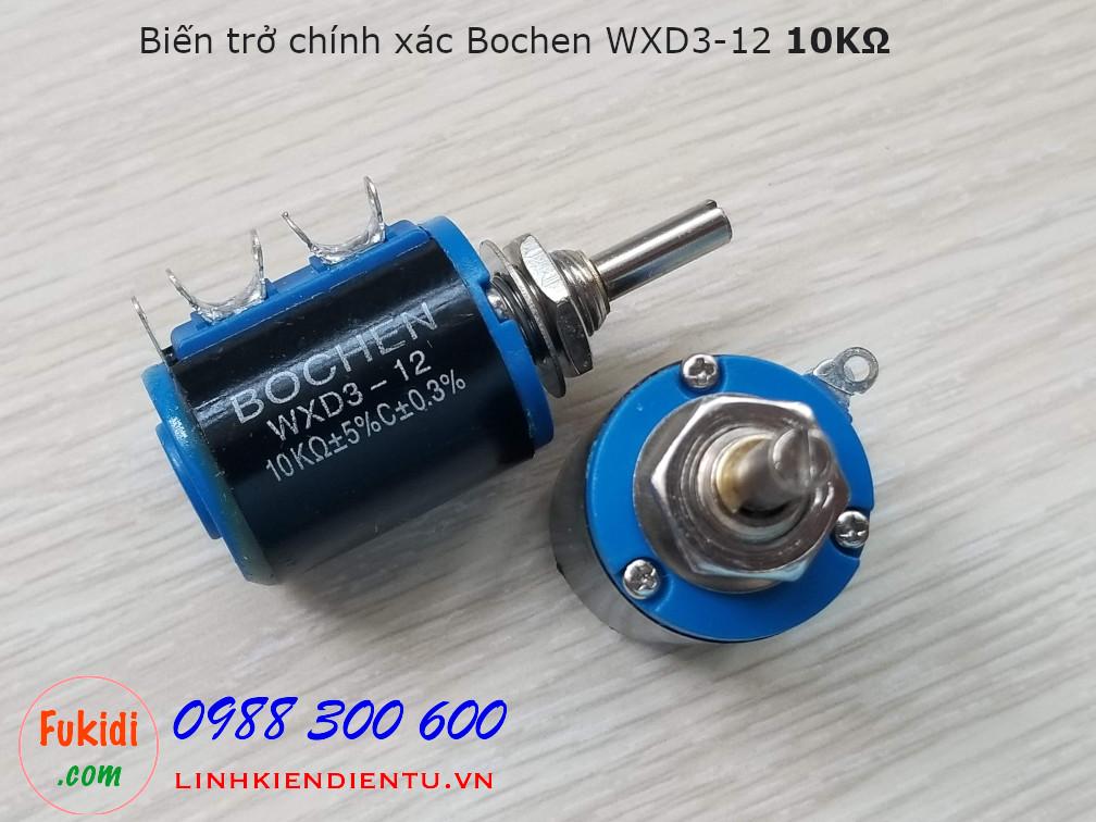 Biến trở chính xác Bochen WXD3-12 10K