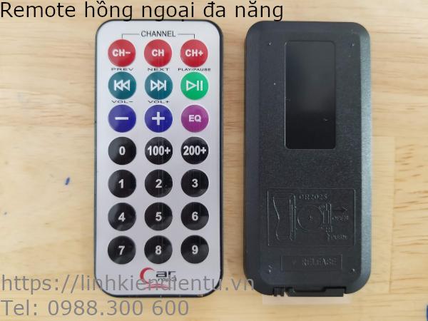 Remote điều khiển từ xa đa năng