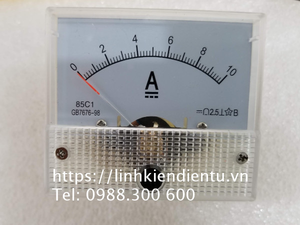 Ampe kế DC 85C1 10A